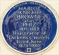 Image for Hablot Knight Browne - Ladbroke Grove, London, UK