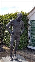 Image for Mike Hailwood M.B.E. - Mallory Park - Kirkby Mallory, Leicestershire