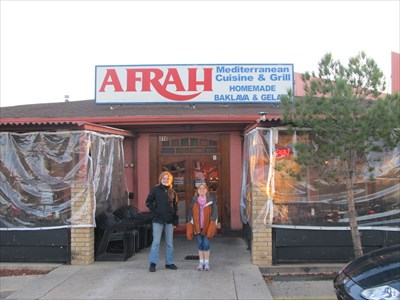 Afrah Mediterranean Cuisine And Grill Richardson Tx Diners Drive Ins Dives On Waymarking