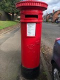 Image for Victorian Pillar Box - Laburnum Road, Bourneville, Birmingham, UK