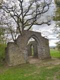 Image for Ruine der Kreuzkirche Melsbach, RP, Germany