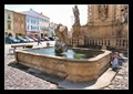 Image for Baroque fountain with an Eagle - Unicov, Czech Republic