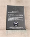 Image for Stay or Stake Cross Plaque, George Street, Croydon, Surrey UK