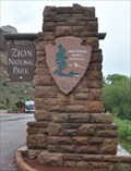 Image for Zion National Park ~ South Entrance