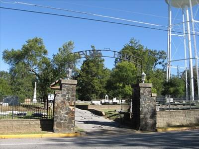 Pine Hill Cemetery - Auburn, AL - Worldwide Cemeteries on