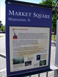 Image for Market Square - Canal Passages - Woonsocket, Rhode Island