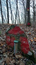 Image for Boundary Marker COR 6 ~ Jefferson National Forest ~ Wise County, Virginia