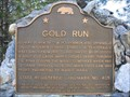 Image for Gold Run