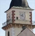 Image for St. Martin's church clock - Bojnice, Slovakia