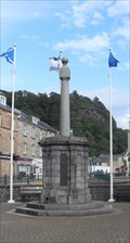 Image for Argyll Square Memorial Fountain, Oban, Argyll & Bute.