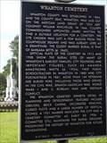 Image for Wharton Cemetery