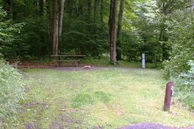 Lower (Modern) Loop Campsite
