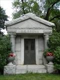 Image for E. E. Brown Mausoleum - Wyuka Cemetery - Lincoln, Ne.