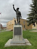 Image for Spirit of the American Doughboy - Mount Pleasant, Utah
