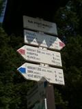 "Image for Turisticky ukazatel ""NA PISCINACH"" - 877 m n.m."