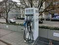 Image for Electric Car Charging Station - EFACEC QC45, Prague, Czech Republic