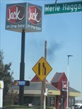 Image for Jack in the Box - Merle Haggard - Bakersfield, CA