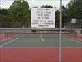 Image for Aurora Park Tennis Court - Newton, Iowa