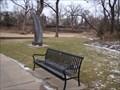 Image for George Singleton bench - Philbrook Museum of Art - Tulsa, OK