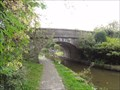 Image for Arch Bridge 39 Over The Macclesfield Canal – Macclesfield, UK