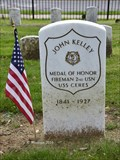 Image for John Kelley - Recipient of the Medal of Honor - Jackson, MI