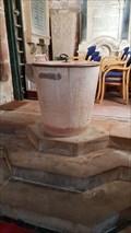 Image for Baptism Font - St John the Baptist - Wappenbury, Warwickshire