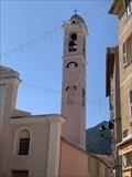Image for Le clocher de l'église de l'annonciation - Corte - France
