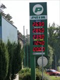 Image for E85 Fuel Pump PRIM - Lysa nad Labem, Czech Republic