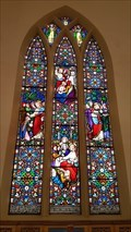 Image for Stained Glass Windows - Christ Church - Hulland, Derbyshire