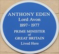 Image for Anthony Eden - Chesterfield Street, London, UK
