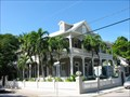 Image for Florida Keys Scenic Highway - Hemingways House - Key West, Florida, USA.