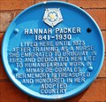 Image for Hannah (Ana) Packer, 35 Market Place, Thirsk, N Yorks, UK
