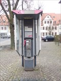 Image for A payphone, Grimma, Markt