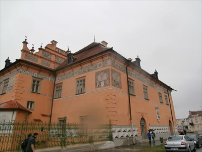 Zamek Prostejov, CZ