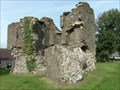 Image for Loughor Castle - Ruin - (Casllwchwr) - Wales. Great Britain.