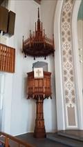 Image for Pulpit - The German Church of Helsinki / Saksalainen kirkko - Bernhardinkatu - Helsinki, Finland