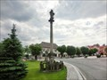 Image for Marian Column, Miletin, Czech Republic