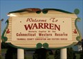 Image for Historic Capital of the Connectucut Western Reserve  -  Warren, OH