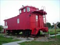Image for AT&SF Caboose #999627 - Perkins, OK