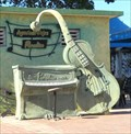 Image for Musical Instruments Sculptures - Varadero, Cuba