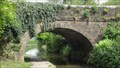 Image for Stone Bridge 23 Over The Peak Forest Canal, Disley, UK