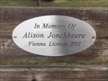 Image for Alison Jonckheere - Port Burwell, ON