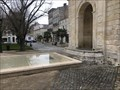 Image for La fontaine place Colbert - Rochefort - France