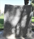 Image for Sanger