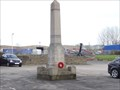Image for Hardy Club War Memorial Obelisk - Low Moor, UK