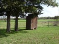 Image for Sunny Point Cemetery Outhouse - Cumby, TX