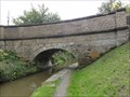 Image for Stone Bridge 92 Over The Macclesfield Canal - Scholar Green, UK