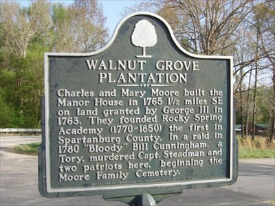 "at the cemetery walnut grove plantation Free essay: the forgotten ones ""at the cemetery, /walnut grove plantation, /south  carolina, 1989"" the poem at the cemetery, walnut grove."