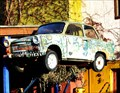 Image for White Pig Trabant, Frankenhausen, Germany