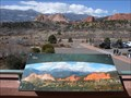 Image for Garden of the Gods visitors center West Orientation table